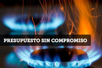 reparación y mantenimiento de calderas de gas
