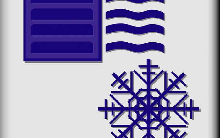 qué significan los iconos del aire acondicionado más importantes