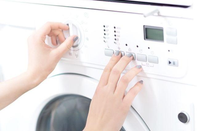 cómo limpiar la goma de la lavadora