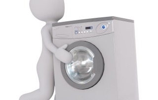 Lavadora no centrifuga