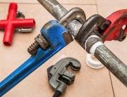 limpieza de tuberías domésticas